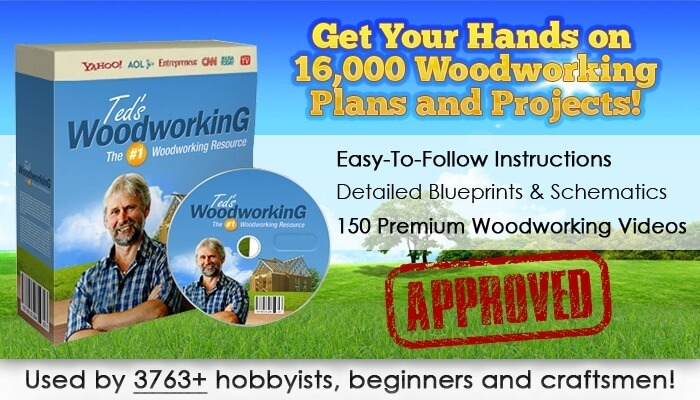 Teds Woodworking reviews 1
