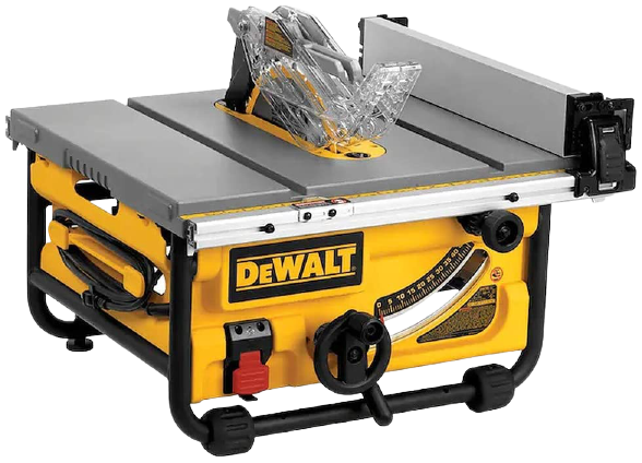 Dewalt 7480 10 in. Compact Job Site Table Saw
