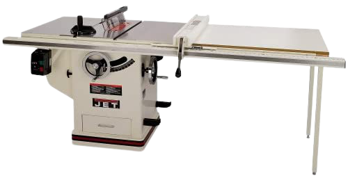 JET Deluxe Cabinet Table Saw