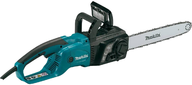Makita UC4051A Chain Saw Electric 16 in. Bar Sliver