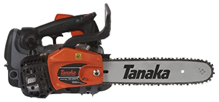 Tanaka TCS33EDTP12 32.2cc 12 Inch Top Handle Chain Saw with Pure Fire Engine